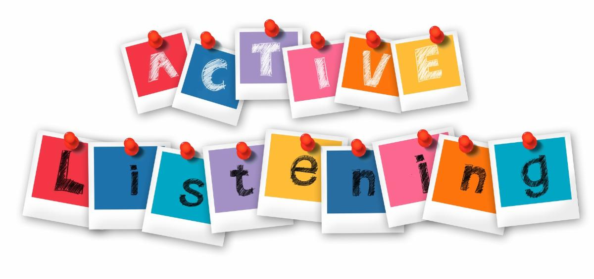 Active Listening | JLMMC